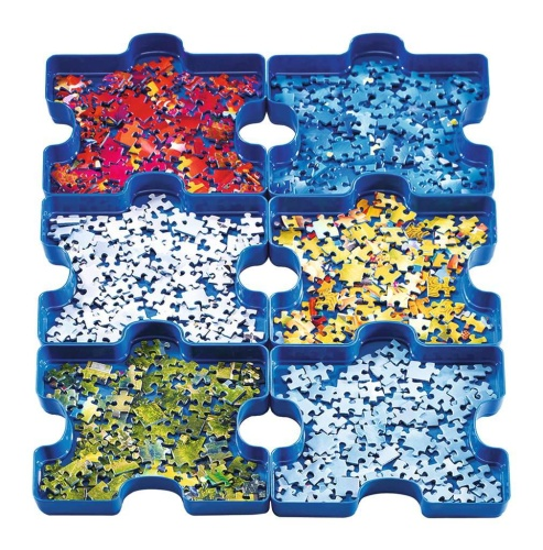 Ravensburger 17934 Sort Your Puzzle! (6 Sortierschalen)