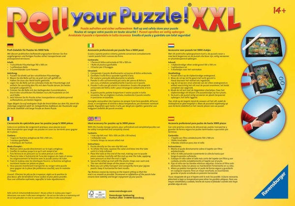 Ravensburger 17957 Roll your Puzzle! XXL Puzzlerolle