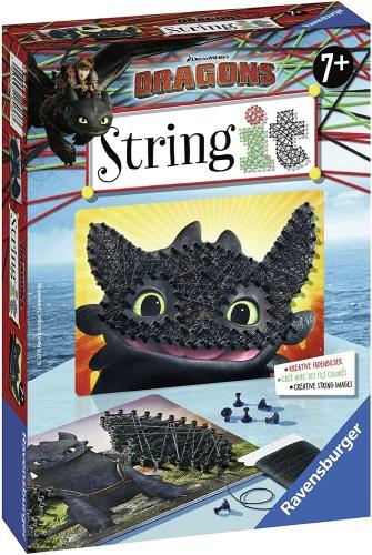 Ravensburger 18036 String It Mini: Dragons