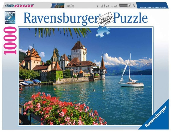 Ravensburger 19139 Am Thunersee, Bern 1000 Teile Puzzle