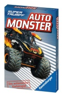 Ravensburger 20304 Auto Monster Super Trumpf