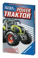 Ravensburger 20307 Power Traktor Kartenspiel Super Trumpf