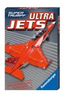 Ravensburger 20310 Ultra Jets Kartenspiel Super Trumpf