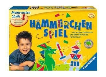 Ravensburger 21422 Hämmerchen-Spiel
