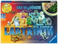 Ravensburger 26687 Das verrückte Labyrinth Glow in the dark Jubiläums-Version