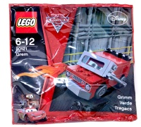 LEGO 30121 Disney Cars Grem Polybag