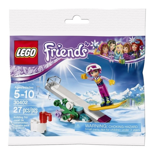 LEGO® 30402 Friends Snowboard Tricks Polybag