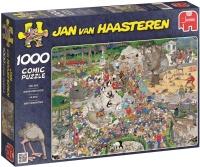 Jumbo 01491 Jan van Haasteren - Der Tiergarten 1000 Teile...