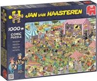 Jumbo 19028 Jan van Haasteren - Pop-Festival 1000 Teile...