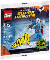 LEGO 30603 DC Suoer Heroes Mr. Freeze Polybag