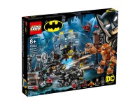 LEGO 76122 SuperHeroes ClyFace Invasion in die Bathöhle