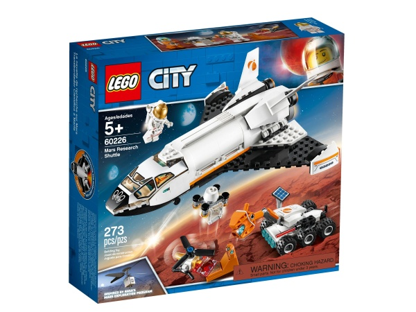 LEGO® 60226 City Mars Forschungsshuttle