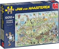 Jumbo 19088 Jan van Haasteren - Highland Games 1500 Teile...