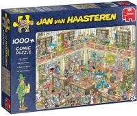 Jumbo 19092 Jan Van Haasteren - Die Bibliothek 1000 Teile...