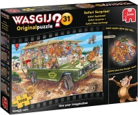 Jumbo 19164 Wasgij Original 31 - Safari...