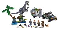 LEGO® 75935 Jurrasic World Baryonyx Kräftemessen: die Schatzsuche