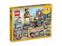 LEGO® 31097 Creator Stadthaus mit Zoohandlung & Café