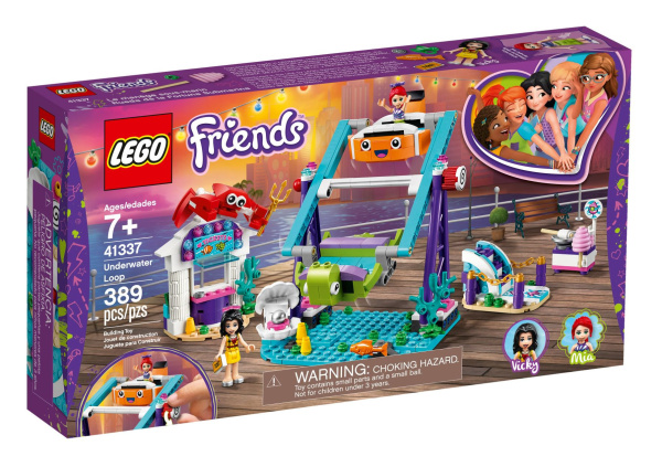 LEGO® 41337 Friends Schaukel