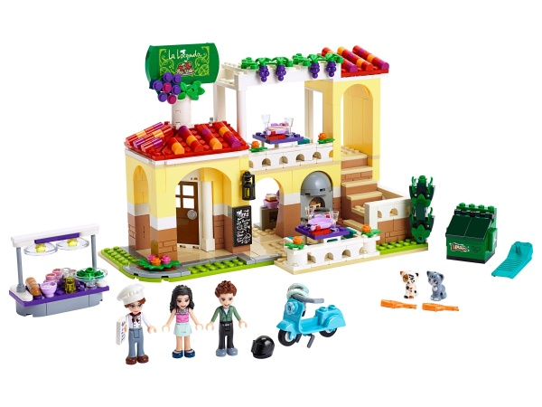 LEGO® 41379 Friends Heartlake City Restaurant