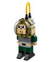 LEGO 40134 Monthly Mini Model 2015 September Scuba Diver...