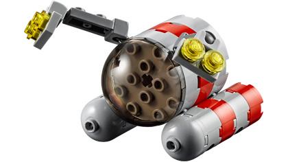 LEGO 40137 Monthly Mini Model 2015 December Submarine Polybag