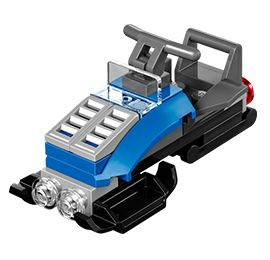 LEGO® 40209 Monthly Mini Model 2016 February Snow Scooter Polybag