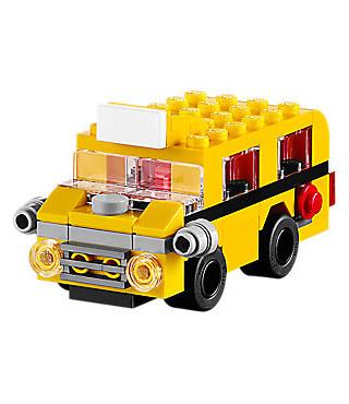 LEGO 40216 Monthly Mini Model 2016 September School Bus Polybag