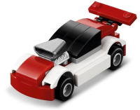 LEGO 40243 Monthly Mini Model 2017 May Race Car Polybag