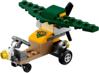 LEGO 40284 Monthly Mini Model 2018 September Glider Polybag