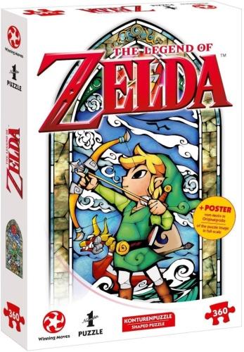 The Legend of Zelda 11408 Link Hero Bow 360 Teile Puzzle