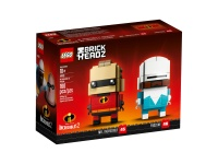 LEGO® 41613 Brickheadz Mr. Incredible & Frozone