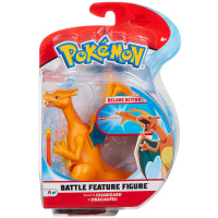 Pokemon Battle Feature Figure Glurak Wave 5