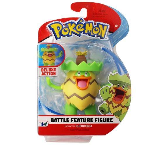 Pokemon Battle Feature Figure Kappalores Wave 3