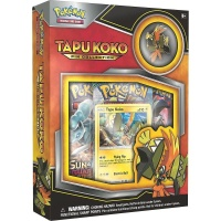 Pokémon Tapu Koko Pin Kollektion, Collection English...