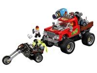 LEGO® 70421 Hidden Side El Fuegos Stunt-Truck