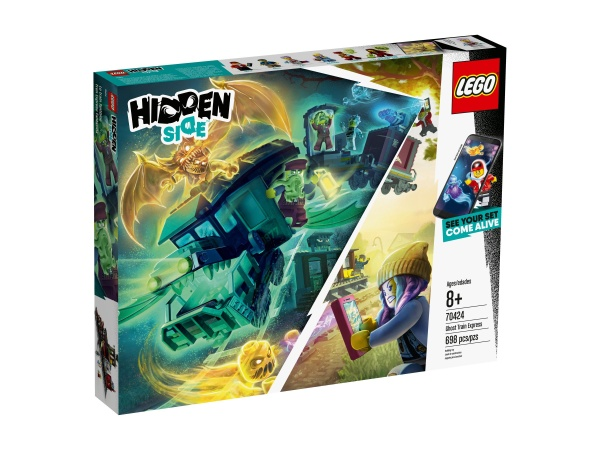 LEGO 70424 Hidden Side Geister-Expresszug