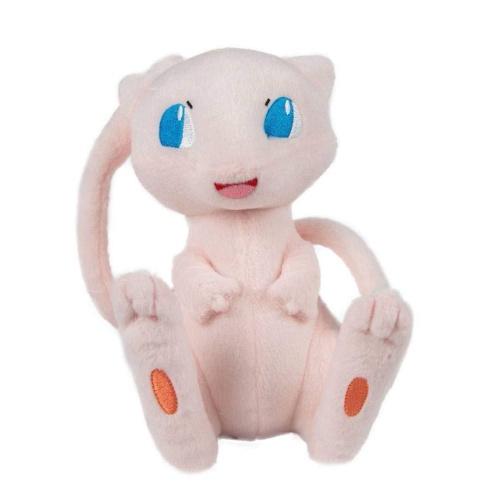 TOMY Pokémon Mew Plüsch 20 cm