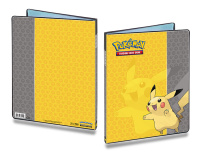 Ultra PRO Pokemon 9-Pocket Portfolio - Pikachu Sammelalbum