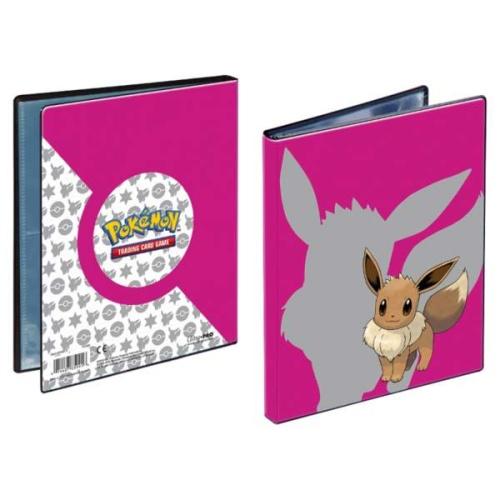 Ultra PRO Pokemon Evoli 2019 4-Pocket Portfolio Sammelalbum