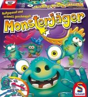 Schmidt 40557 Monsterjäger lustiges Reaktionsspiel