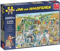 Jumbo 19095 Jan Van Haasteren - Auf dem Weingut 1000...
