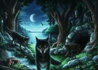 Ravensburger 15028 Wolfsgeschichten 759 Teile EXIT Puzzle