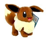 TOMY Pokémon Evoli Plüsch 20 cm