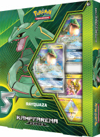 Pokemon Battle Arena Decks Rayquaza GX -EN