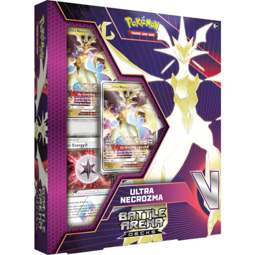 Pokemon Battle Arena Decks Ultra-Necrozma GX -EN