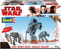Revell 06761 Build & Play Star Wars First Order Heavy...