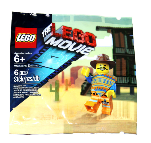 LEGO® 5002204 The Lego Movie Western Emmet Polybag