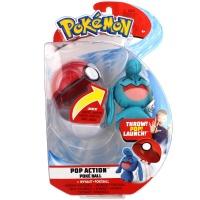 Pokemon Pop Action Isso und Pokeball