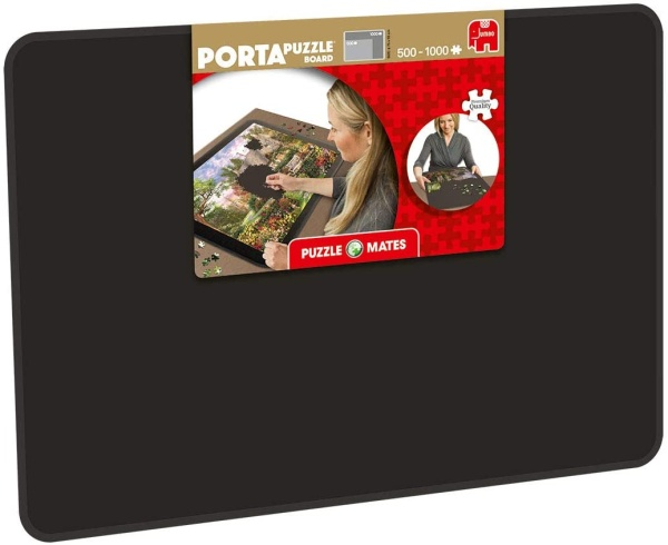 Jumbo 17957 Puzzleboard Portapuzzle Basic bis 1000 Teile