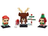 LEGO® 40353 Brickheadz Rentier und Elfen